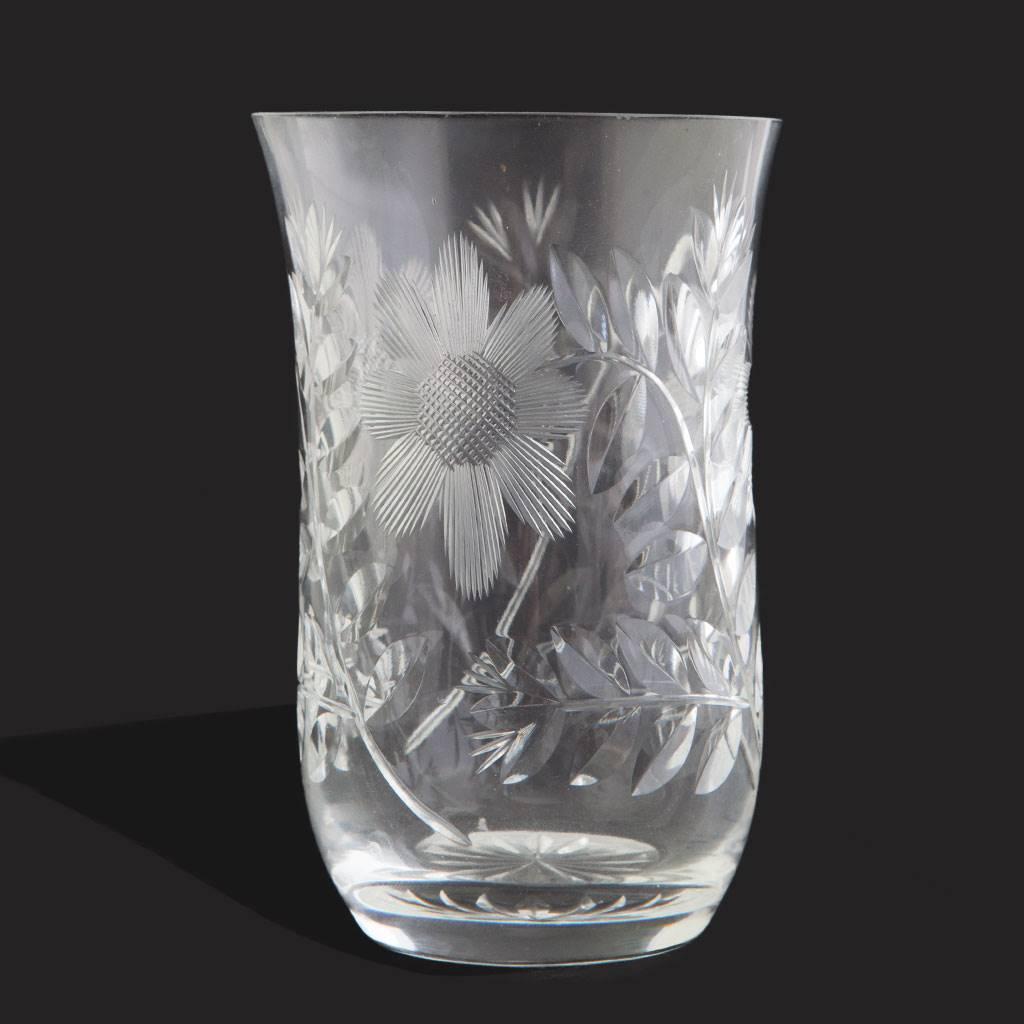 resm Kristal Çay Bardağı