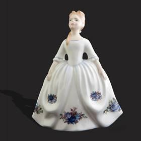 Resim Royal Doulton damgalı emsalsiz prenses biblo